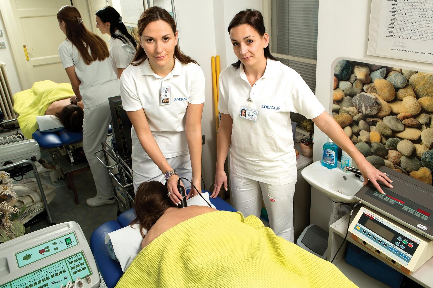 Fizikalna Terapija U Kuci Zdravstvena Ustanova Zorica